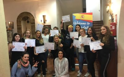 Benefits of participating in an Erasmus + project!