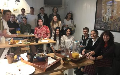 CULTURAL ACTIVITIES: THE BEST WAY TO BOND ERASMUS + PARTICIPANTS
